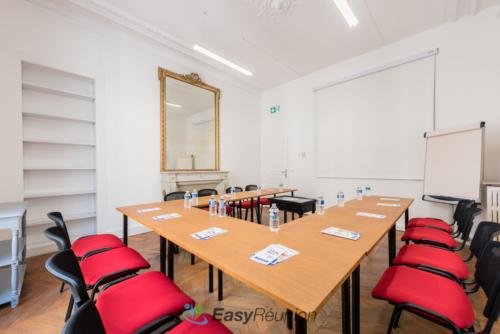 petite salle de réunion à louer sur Paris