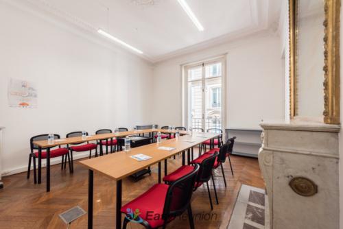 La salle Accueil - petite salle pour réunion